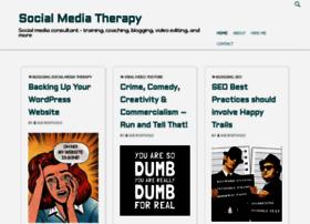 socialmediatherapy.com