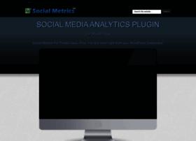 socialmetricspro.com
