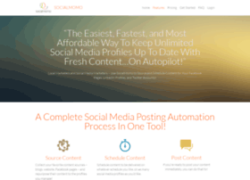 socialmomo.com