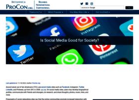 socialnetworking.procon.org