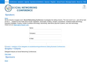 socialnetworkingconference.com