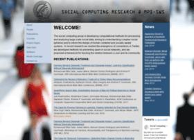socialnetworks.mpi-sws.org