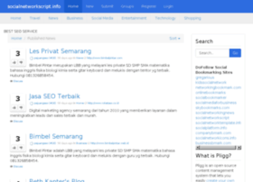 socialnetworkscript.info