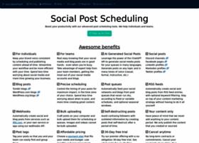 socialoomph.com