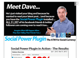 socialpowerplugin.com