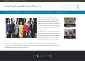 socialpsych.unc.edu
