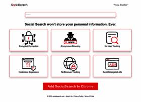socialsearch.com