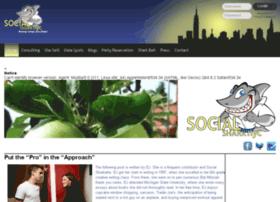 socialsharknyc.com