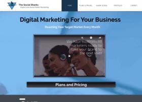 socialsharksmarketing.com