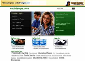 socialsnipe.com