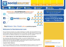 socialsourcer.com