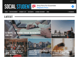 socialstudent.co.uk