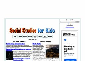 socialstudiesforkids.com