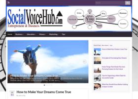 socialvoicehub.com