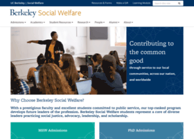 socialwelfare.berkeley.edu