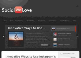 socialwelove.com