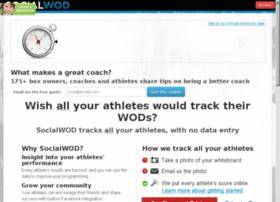 socialwod.com