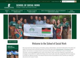 socialwork.uncc.edu