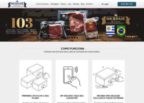 sociedadedacarne.com.br