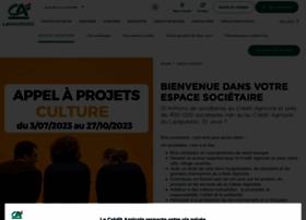 societaires.ca-languedoc.info