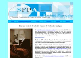 societe-francaise-psychanalyse-appliquee.com