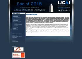 socinf2015.isistan.unicen.edu.ar