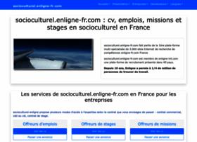 socioculturel.enligne-fr.com