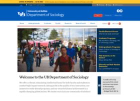 sociology.buffalo.edu