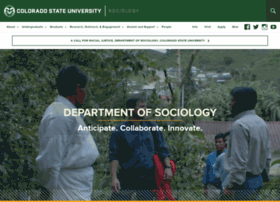 sociology.colostate.edu