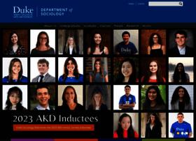 sociology.duke.edu