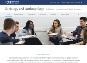 sociology.tcnj.edu