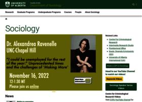 sociology.ualberta.ca