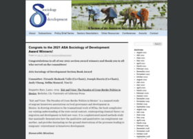 sociologyofdevelopment.com