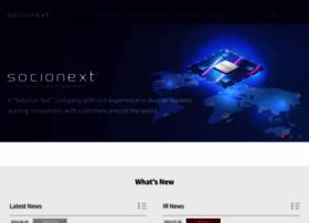 socionext.com