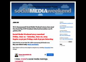 socmediaweekend.wordpress.com