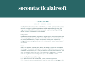 socomtacticalairsoft.wordpress.com