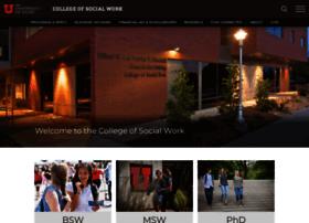 socwk.utah.edu