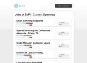 sofi.resumetracker.com