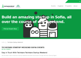 sofia.startupweekend.org
