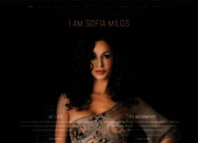 sofiamilos.com