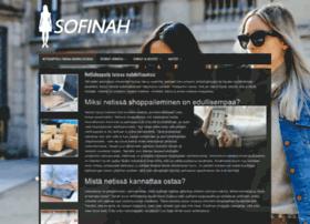 sofinah.fi