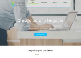 sofomrte.com.mx