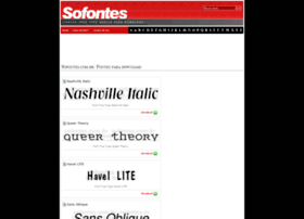 sofontes.com.br