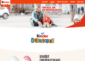 sofortgewinn.kinderueberraschung.de