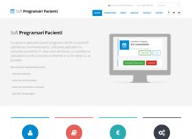 soft-programari-pacienti.info