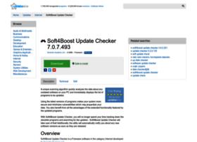 soft4boost-update-checker.updatestar.com