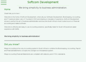 softcomdev.co.za