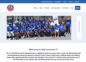 softlacrosse.org