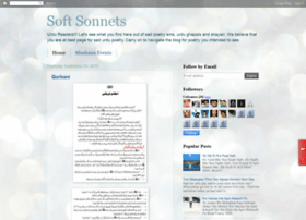 softsonnets.blogspot.com
