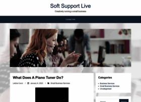 softsupportlive.com